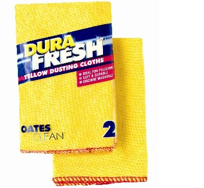 Yellow dusting cloths  96858 2