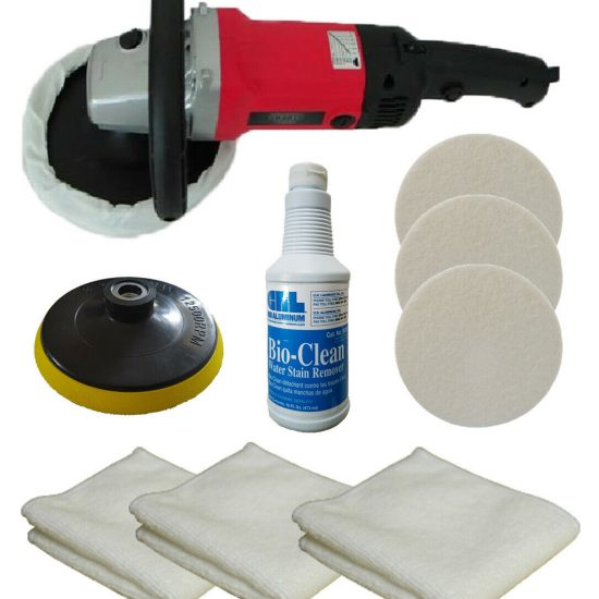 Limescale Removal Kit 125mm 223685177843